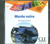 Maree Noire Audio CD Only (Level 1)