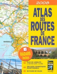 Atlas des Routes de France 2008
