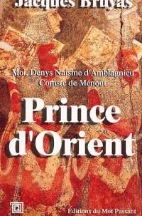 Le prince d'orient