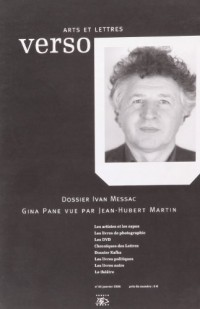 Verso Arts et Lettres, N° 40 : Ivan Messac