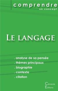 Bac philo : Le Langage