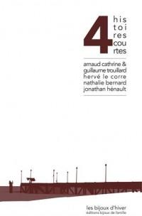 Bijoux d'Hiver 1- Quatre Histoires Courtes