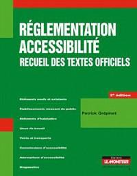 Réglementation  accessibilite