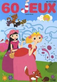 60 jeux : les princesses