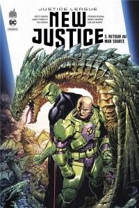 Dc Rebirth - New Justice Tome 3