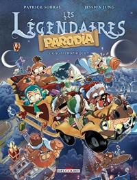 Les Légendaires - Parodia T03: Gagastrophique !