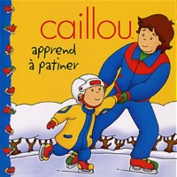 Caillou Apprend a Patiner