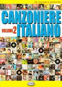 CARISCH CANZONIERE ITALIANO VOL.2 - PAROLES ET ACCORDS Partition variété, pop, rock... Variété internationale Paroles&accord