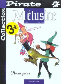 BD Pirate : Mélusine, tome 7 : Hocus pocus