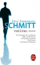 Theatre, Tome 4 [Poche]
