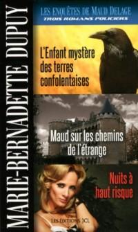 Les Enquêtes de Maud Delage V 04 l'Enfant Mystere des Terres