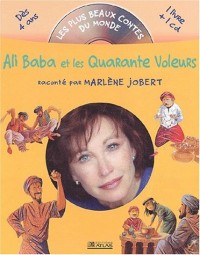 Ali Baba et les quarante voleurs. Livre-disque