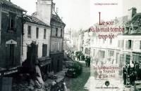 Bombardement de Tournan en 1944