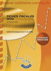 Fiches Fiscales Dcg
