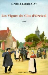 Les vignes du Clos d'Orcival