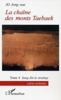 La chaîne des monts Taebaek, Tome 4 : Sang-Jin le stratège