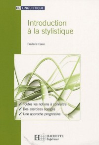 Introduction à la stylistique