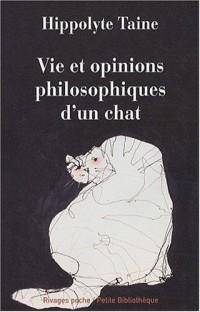 Vies et opinions politiques d'un chat