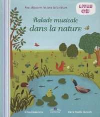 Balade musicale dans la nature (1CD audio)