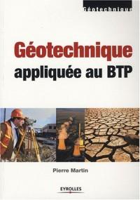Géotechnique appliquée au BTP
