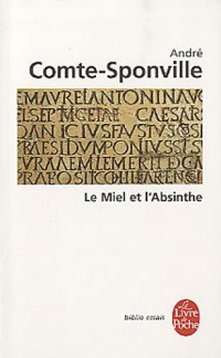 Le Miel et l'Absinthe : Poésie et philosophie chez Lucrèce