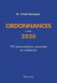 Ordonnances : 190 prescriptions courantes en médecine