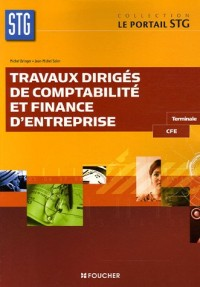 TRAVAUX DIRIGES TERM CFE (Ancienne édition)