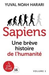 Sapiens : Une brève histoire de l'humanité, 2 volumes