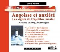 Angoisse et Anxiete CD