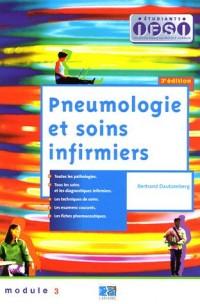 Pneumologie et soins infirmiers