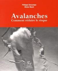 Avalanches : Comment réduire le risque