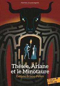 Thésée, Ariane et le Minotaure