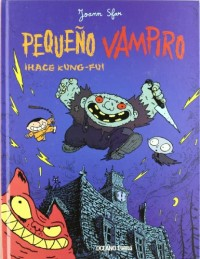 Pequeño Vampiro ¡hace kung-fu!