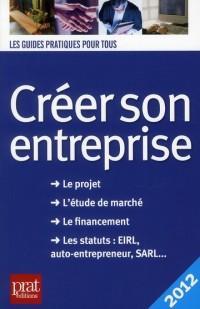 Creer Son Entreprise 2012