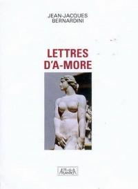 Lettres d'A-More