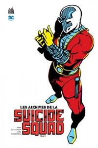 Archives de la Suicide Squad Tome 1 (Les)