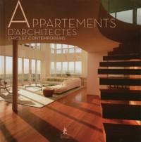 Appartements d'Architectes chics et contemporains