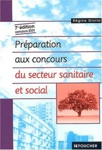Préparation aux concours du secteur sanitaire et social