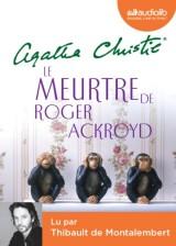 Le Meurtre de Roger Ackroyd [Livre audio]