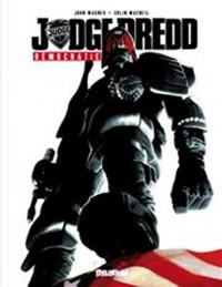 Judge Dredd : Démocratie