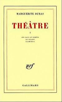 Théâtre, tome 1