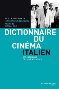 Dictionnaire du Cinema Italien