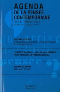 Agenda de la pensée contemporaine, nº 20