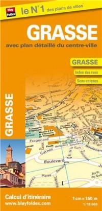 Plan de Ville de Grasse