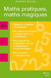 Maths pratiques, maths magiques