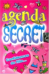 Agenda secret : Confidences de fille...
