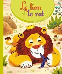 Les fables de la Fontaine: Le lion et le rat - Dès 3 ans