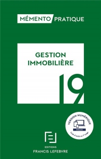 MEMENTO GESTION IMMOBILIERE 2019