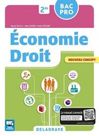Économie Droit 2de Bac Pro (2016) - Pochette élève