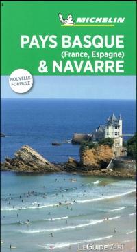 Guide Vert Pays Basque Michelin